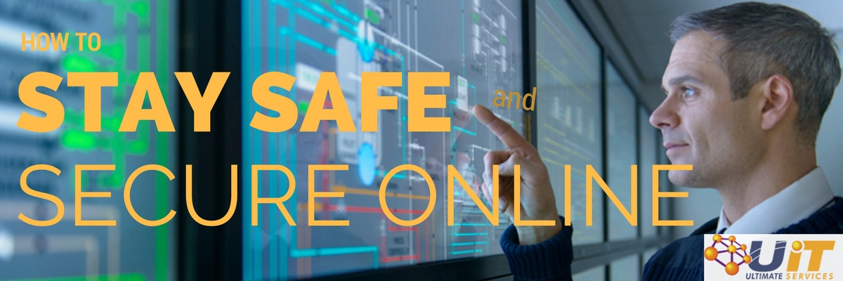 How to stay safe – 6 Tips for better online security #itsecurity