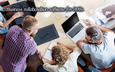 Business collaboration software for SMBs