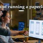 The pros of running a paperless office