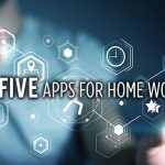 Top five apps for home workers